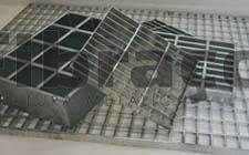 Floor Gratings Light and reinforceds Models